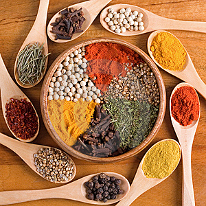 spices and fertility