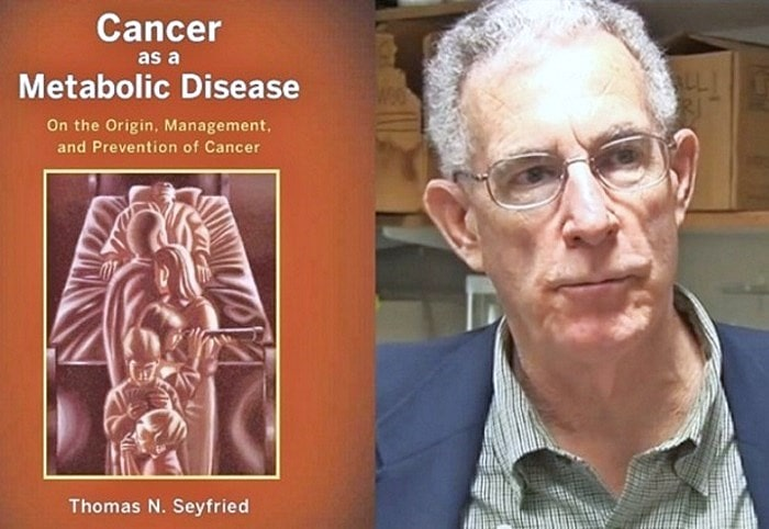 Professor Thomas Seyfried's decades of research shows cancer is a metabolic disease.