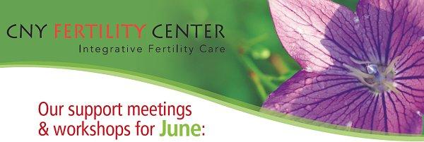 CNY Fertility Support Meetings in June