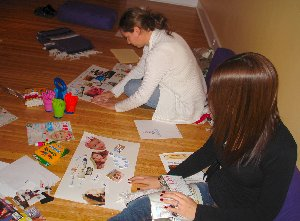 Rochester - CNY Fertility Center, Creating Fertility Vision Boards