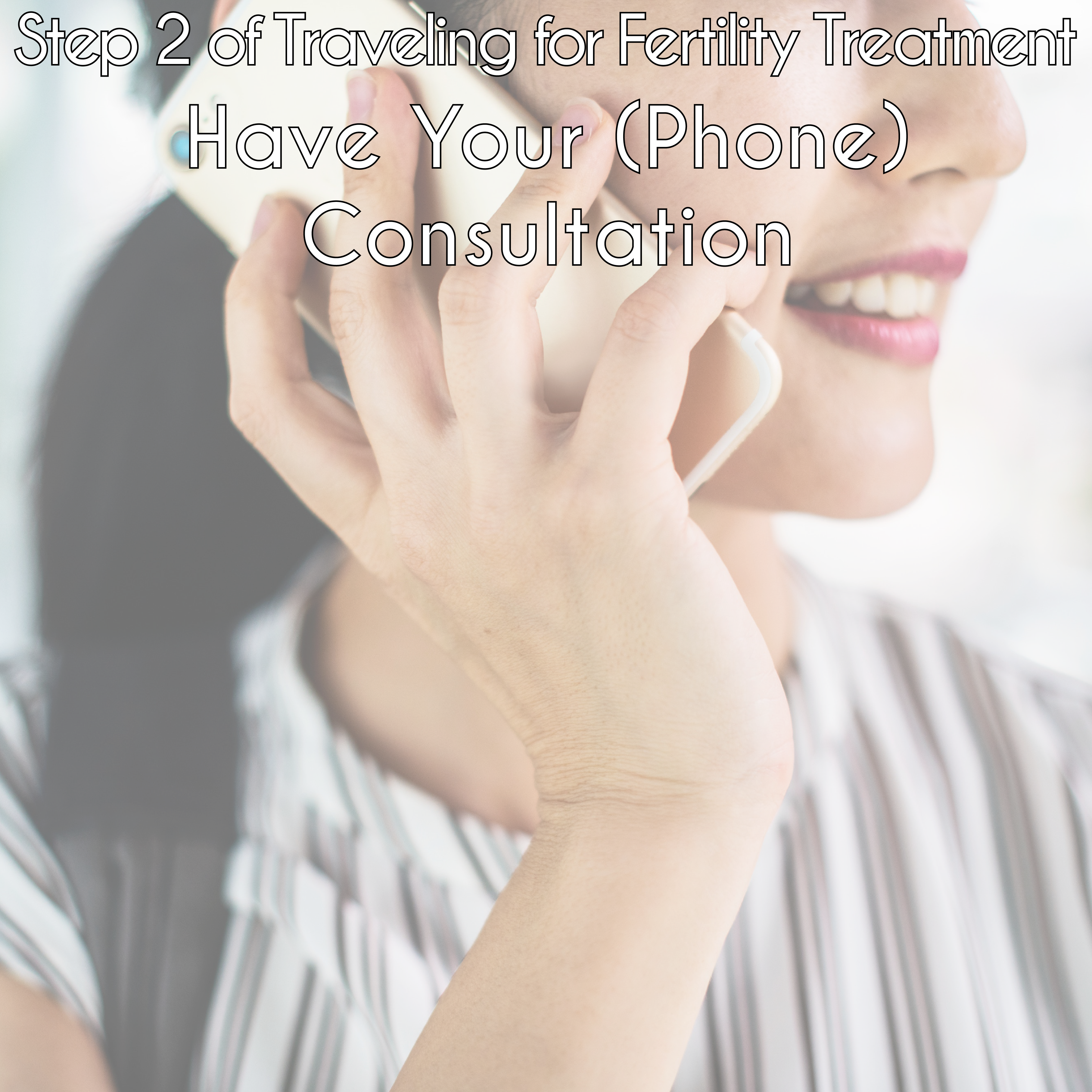 The Ten Steps of Traveling for Fertility   CNY Fertility Center