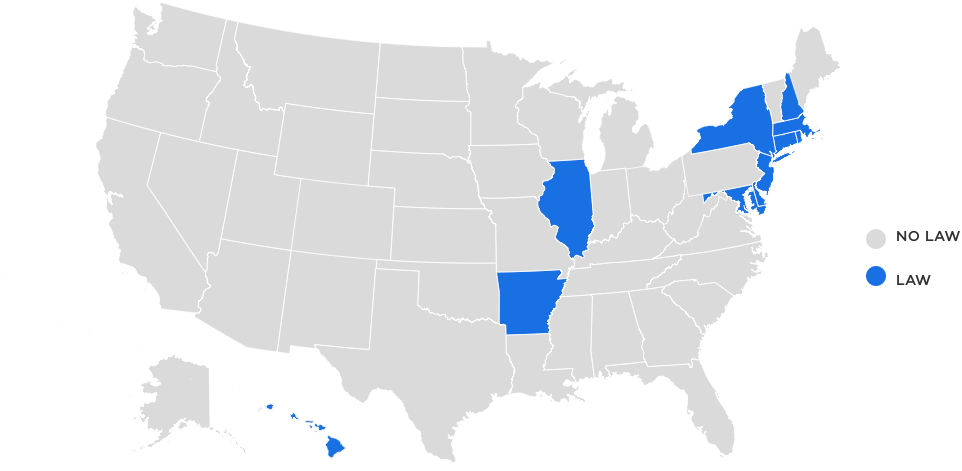 States with IVF Coverage