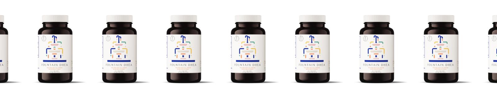 DHEA for Fertility - Fountain DHEA - Micronized Pharmaceutical Grade DHEA