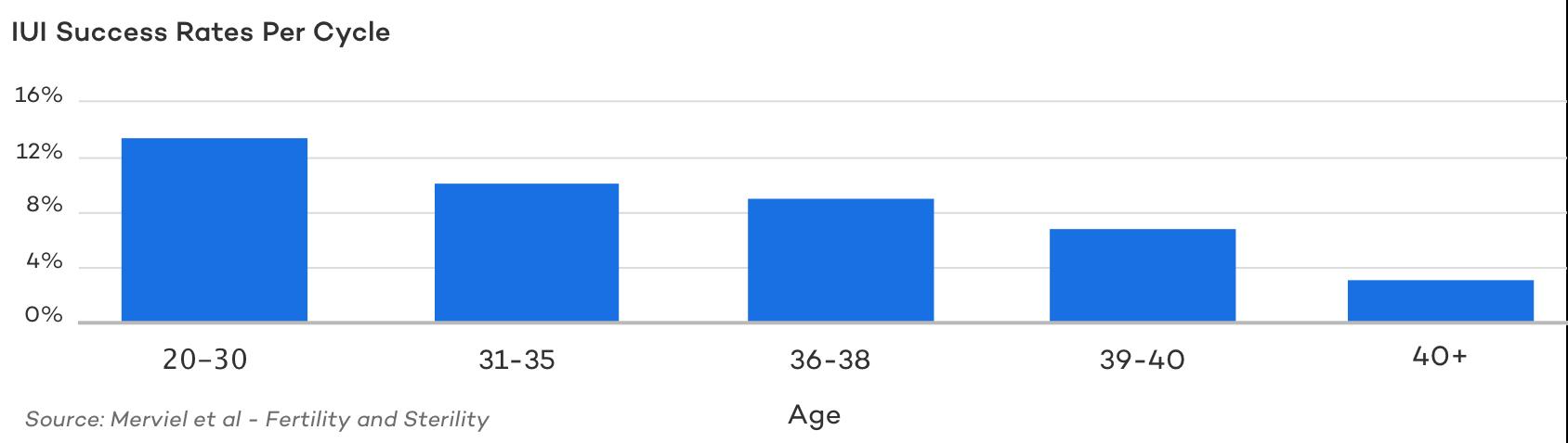 IUI Success Rates Per Cycle