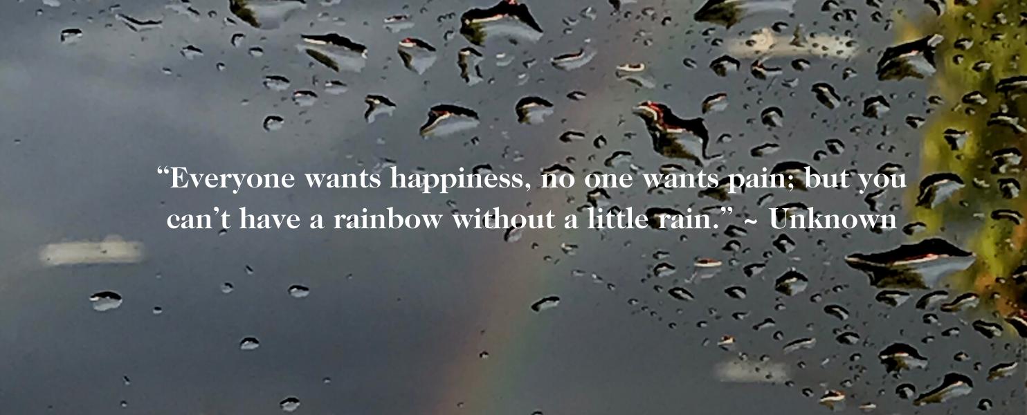 rain bow rain miscarriage quote